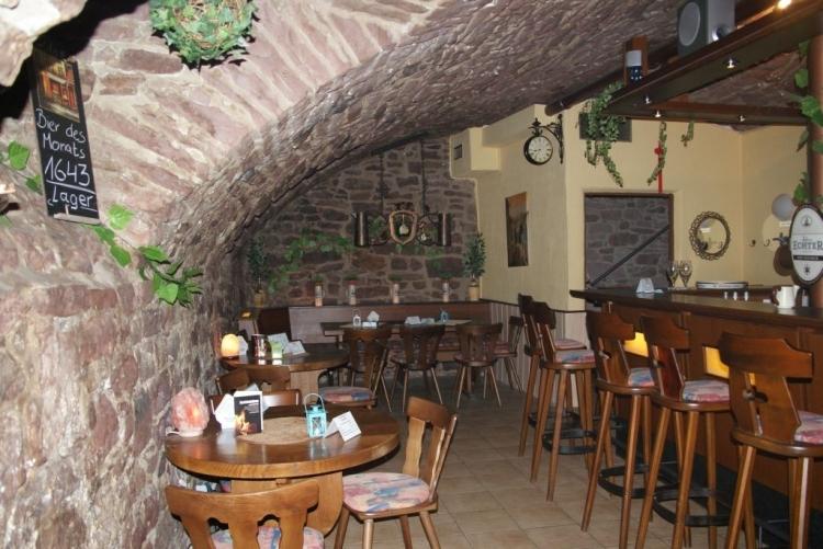 Antiquitäten Cafe Marktheidenfeld : Gastronomie marktheidenfelder